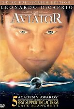 The Aviator (DVD, 2005, 2-Disc Set, Full Frame)