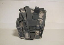 US Army Military Surplus MOLLE II 1 Quart Canteen ACU General Purpose Pouch BD