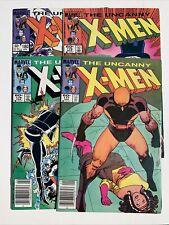 New listing Uncanny X-Men 177 178 179 180 lot
