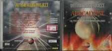 VIRTUAL AUDIO PROJECT CD APOCALYPSE HI TECH ELECTRONIC SYNOPSIS RANDOMITY 12