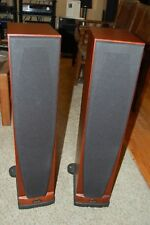 Spendor S-5e Floor Standing Speakers. Spectacular sound and condition. Rosenut