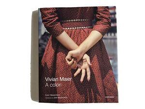 Vivian Maier A Colori   Libro Nuovo Copertina Rigida