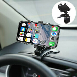 Universal 360o Car Phone Holder Mobile Phone Dashboard Clip  Mount Stands