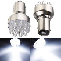 Utility 2pcs Car 1157 BAY15D Globes 12 LED Brake Turn Stop Tail Light Lamp Bulb