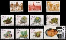 SOUTH AFRICA-11 Different Thematic Postage Stamps-Mint & Large