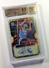 2015 Select Prizms Wave Willie Cauley-Stein Auto RC/10 BGS 9.5 Autograph 10 POP2
