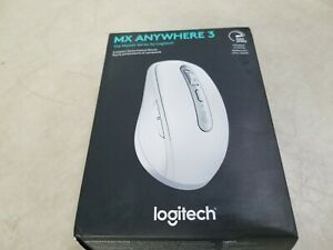 Logitech - MX Anywhere 3 Compact Performance Mouse - Gray