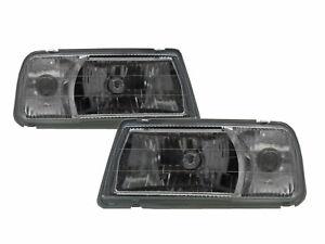 Escudo ET/TA MK1 1988-1998 2D/3D/5D Clear Headlight Chrome for SUZUKI LHD