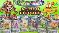 The Grossery Gang Action Figures - Putrid Power Your Shoppin's Gone Rotten !