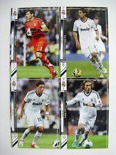 Panini Football LeaguePFL04Real MadridRegular cards setOZILModric