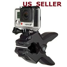 Popular Hose Holder Strong Clip Jaws Flex Clamp Arm Mount For GoPro Hero 3/3+/4