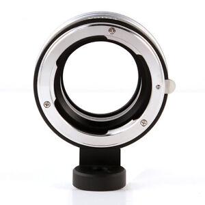FOTGA Tilt Nikon F Lens to Olympus Panasonic Micro 4/3 M43 Mount Adapter Ring