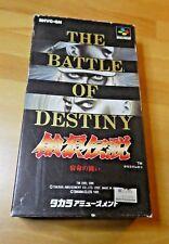 GAME/JEU SUPER FAMICOM NITENDO NES JAPANESE VERSION Fatal Fury Garou SHVC-GN SFC