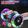 80-120mm LED Flash Light Up Wheel for Mini /Maxi Scooter with 2 ABED-7 Bearings