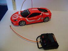 NEW BRIGHT 49 MHz FERRARI R/C CAR with TRANSMITTER