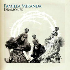 FAMILEA MIRANDA Dramones LP . butthole surfer jesus lizard scratch acid fugazi