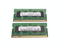 Memoria (RAM) de ordenador Samsung de DIMM 204-pin con memoria interna de 1GB