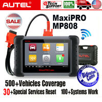 2020 New Autel MP808 All Systems Diagnostic Scanner Bi-Directional Control DS808
