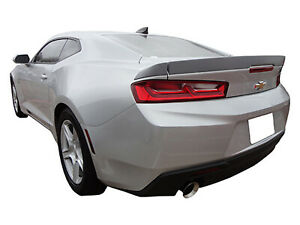 PAINTED CHEVROLET CAMARO SS 3-piece BLADE FACTORY STYLE SPOILER 2016-2021