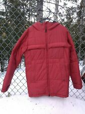 Burton Men's Small Snowboard Kill Jacket Coat Red
