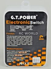 G.T Power 1/10 RC ELECTRONIC SWITCH Control From Radio LED, SMOKE, SOUND