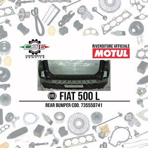 Paraurti posteriore - Rear Bumper Fiat 500 L cod. 735550741