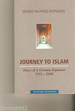 -JOURNEY TO ISLAM - M.W.HOFMANN - 2001