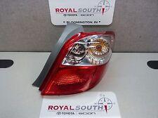Toyota Matrix 2009 - 2013 Right Rear Tail Light Lamp Genuine OEM OE