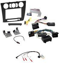 Ctkbm09 Bmw Serie 1 E81 E82 Doble Din Stereo Kit de montaje Manual aircon