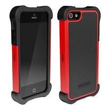 Ballistic Apple iPhone SE/5s/5 Tough Jacket Case - Black/Red SG0926-M355