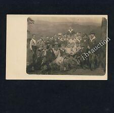 Winterstein HINTERES RAUBSCHLOSS Junge Turner / Young Gymnasts  * Foto-AK 1921