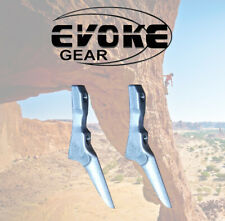 Replacement Gaffs For Tree Climbing Spikes Set With Screws  EvokeGear Thick Bark