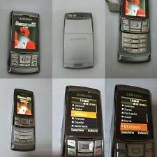 CELLULARE SAMSUNG SGH D840 GSM UNLOCKED SIM FREE DEBLOQUE