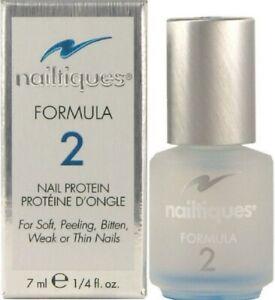 Nailtiques Formula 2 Nail Protein 7ml / 0.25oz