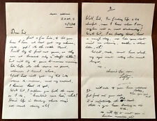 More details for b. a. o. r. (british army of the rhine) hamburg, letter sent from soldier 1948