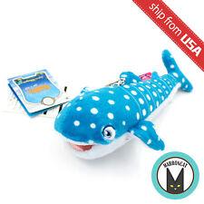 Japan Tokyo Disney Sea Nemo & Friends SeaRider Destiny Whale Shark Plush badge