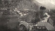 PYRÉNÉES- ORIENTALES. Villefranche (Pyrénées- Orientales) . Anciennes Ft 1900