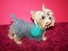 "Yorkshire Terrier ""Best in Show"" figurine Country Artist"