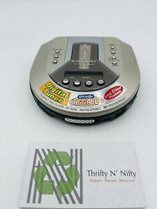 Gold AIWA CD-R/RW Digital CD Compact Disc Player AM/FM Stereo XP-R220