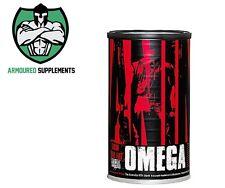 Universal Nutrition Animal Omega 30 Pack EFA | Flex | Pak | Orange Triad | Multi
