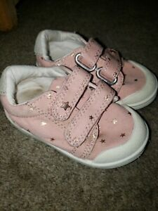 Baby Girl Next Soft Shoes Size 4