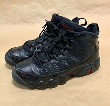 Jordan 9 Retro Bred Patent (GS) Size 5.5Y [Pre-Owned] -[No OG Box] -[302359-014]