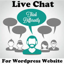 Setup Live Chat on Your Wordpress / Woocommerce Website SEO online shop