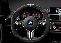 BMW Genuine Steering Wheel M Performance Alcantara M2 M3 M4 F80 F82 32302413014