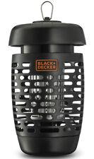 Black+Decker Outdoor Bug Zapper Bdpc941 Electric Insect Control