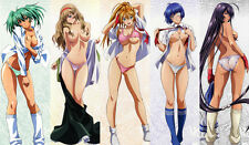 163 Ikki Tousen/Battle Vixen PLAYMAT CUSTOM PLAY MAT ANIME PLAYMAT FREE SHIPPING