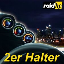 raid hp Instrumentenhalter - Renault Clio B - 2er Halter A-Säule Instrument