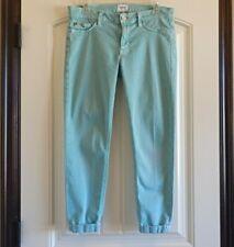 b88b2208215 Hudson USA Womens Harkin Crop w Cuff Super Skinny Jeans SZ 30 n Super Nova