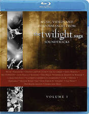 VARIOUS V1 TWILIGHT SAGA MUSIC VIDEOS NEW BLU-RAY