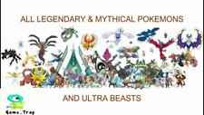 Pokemon Home-All 82 Shiny Legends-6iv Battle Ready